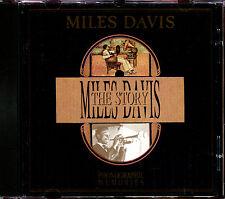 MILES DAVIS - THE STORY - CD ALBUM [1488]