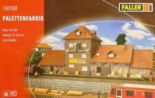 Faller 130188 H0 - Palettenfabrik NEU & OvP