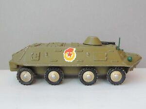 Vintage Metal Tank Vintage Soviet Red Army Military Iron Kids Tin Toy Gift WW2 7
