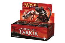 Magic I Khan di Tarkir Box 36 buste nuovo sigillato italiano