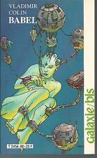 Babel.Vladimir COLIN.Opta Galaxie bis 1982  SF1