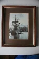 "A FRAMED FRANK MEADOW SUTCLIFFE PRINT ""THE OPAL OF WHITBY"""