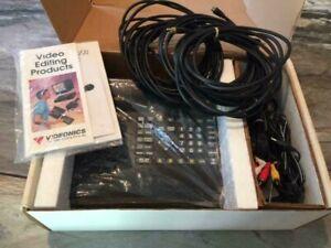 Videonics Digital Video Mixer 4 Channel Model MX-1