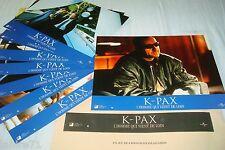 K-PAX  ! K.Spacey  jeu 8 photos cinema lobby cards fantastique