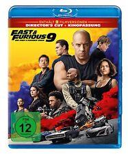 Fast & Furious 9 - Die Fast & Furious Saga (Blu-ray, 2021)
