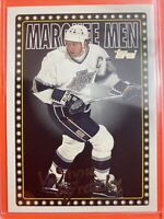 1995-96 Topps Marquee Men #375 Wayne Gretzky Los Angeles Kings Insert