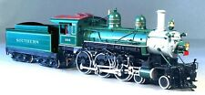 HO Brass 4-6-0 Class F-1 Southern Steam Locomotive, PFM, Custom ProPainted