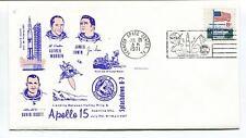 1971 Apollo 15 Worden Irwin Scott Apollo 15 Kennedy Space Center FL Space Cover