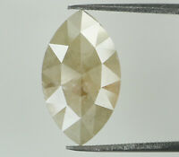 Natural Loose Diamond Marquise Grey Color I3 Clarity 12.90 MM 3.16 Ct N8546