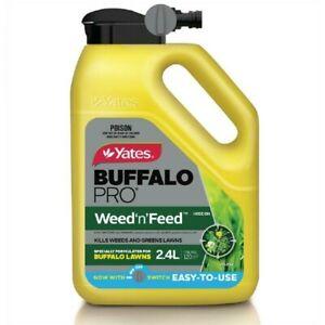 Buffalo Pro Weed'N'Feed Hose on - 2.4l