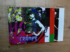 "The Cramps 4 x 7"" Single Box Set Near Mint Vinyl Record NEW 28 Ltd Ed 1725"
