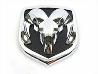 2006-2012 Dodge Ram 1500 With Chrome Grille Rams Head Emblem/Badge OEM NEW MOPAR