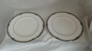 Wedgwood Amherst  2 x Salad / Dessert Plates  - 8 inch