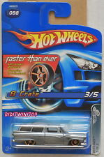 HOT WHEELS 2005 RED LINES FTE 8 CRATE