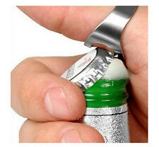 Stainless Steel Finger Ring Bottle Opener Bar Bier Werkzeug Flaschenöffner Küche
