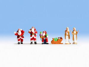 NOCH 15920 Spur H0, Figuren Weihnachtsfiguren  #NEU in OVP##