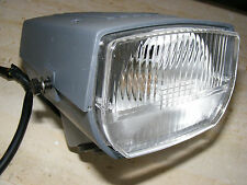 Lamp Headlight with Horn 6 Volt for Hercules, Zündapp, Kreidler Moped Mokick