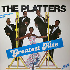 THE PLATTERS - Greatest Hits - Atoll Music 83.001 - very good