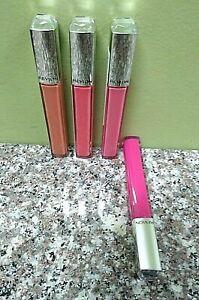 4 ~ Mixed Revlon Ultra HD Liquid Lip Lacquer Lip Color Lipstick 520 Sapphire