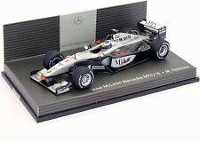 M. Hakkinen McLaren Mercedes mp4/15 formula 1 2000 1:43 Minichamps