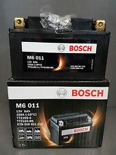 Moto Batterie BOSCH AGM M6 12V 8AH 0092m60110 #
