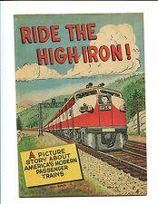 RIDE THE HIGH IRON(FN)PROMOTIONAL COMIC