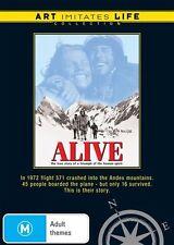 Alive - (DVD, 2009) Ethan Hawke - New/Sealed