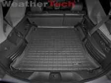 WeatherTech Cargo Liner Trunk Mat for Cadillac SRX - 2004-2009 - Black