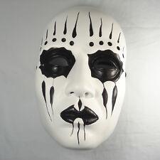 NEW 1:1 Resin Replica Slipknot Joey Evil With Stripe Halloween Mask Handmade