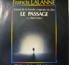 FRANCIS LALANNE le passage/la vie eternelle BO SP45T VG++