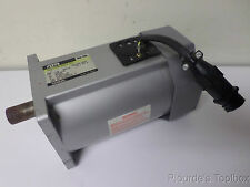 Used Brother 3-Phase Induction Motor, 1/6 HP, 208/230 V, BGFM18-025TJ2C