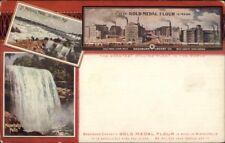 Gold Medal Flour Minneapolis c1905 UDB Postcard