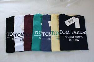!!NEU: Tom Tailor Halbarmshirt Unisex - Gr. L / XL / 2XL / 3XL !!