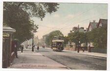 London, Romford Road, Stratford Tram Postcard B631