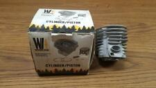 Husqvarna 51 Chainsaw Cylinder Piston Assembly by Woodland   *GLOBAL SHIPPING*