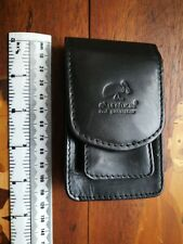Vintage Genuine Leather Camera Phone Storage Case Pouch Purse Wallet Le Pelican