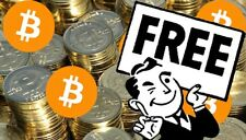 FREE BITCOIN BTC WORTH $10 (£7) to your Account + BEST VALUE PURCHASE LINK