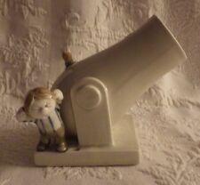 "Fitz and Floyd Inc. Cannon Ceramic Figurine Decoration 5"" Tall"