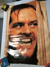 Jack Nicholson, The Shining Poster