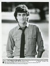 PAUL PROVENZA SMILE PORTRAIT THE PURSUIT OF HAPPINESS ORIGINAL 1987 ABC TV PHOTO