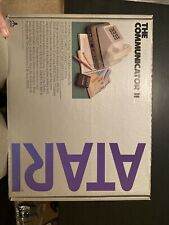 Rare Vintage Atari 835 Direct Connect Modem Communicator II 400/800 (Turns On)