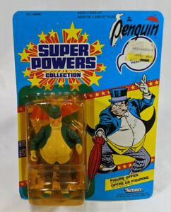 DC Super Powers Collection The Penguin Action Figure - Sealed - Canadian