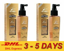 2 x BIO WOMAN HAIR LOSS TONIC EXTRA STRENGTH TREATMENT FAST GROW DHL Express