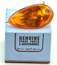 Piaggio original left front turn indicator, orange lens Liberty 125/150 - 561007