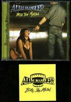 Alias Mangler Bite The Metal CD Quiet Riot Ratt Motley Crue Tigertailz W.A.S.P.