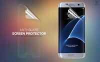 Nillkin Anti-Glare Anti-Fingerprint Screen Protectors For Samsung Galaxy S7 Edge