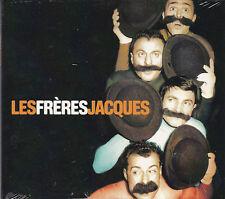 CD DIGIPACK 20T LES FRÈRES JACQUES BEST OF UN QUATUOR DE LÉGENDE NEUF SCELLE