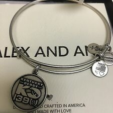 """ALEX AND ANI """"KENTUCKY DERBY 139 HORSE"""" CHARM BRACELET! RUSSIAN SILVER! NWT!"""