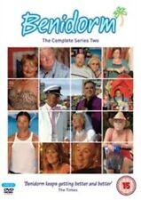 Abigail Crutherden Nicholas Burns Benidorm Season 2 British Comedy Series UK DVD