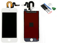 White For iPod Touch 5th 6th Gen LCD Display Digitizer Touch Screen Assembly + T